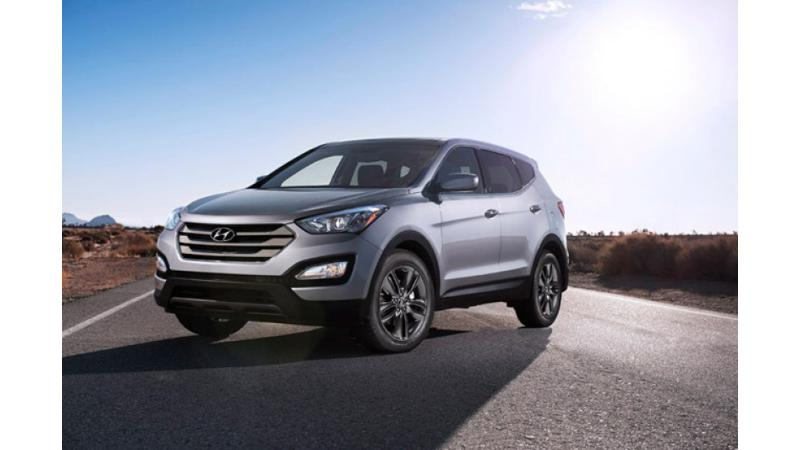 Hyundai India expected to introduce new generation Santa Fe in second half of 2013