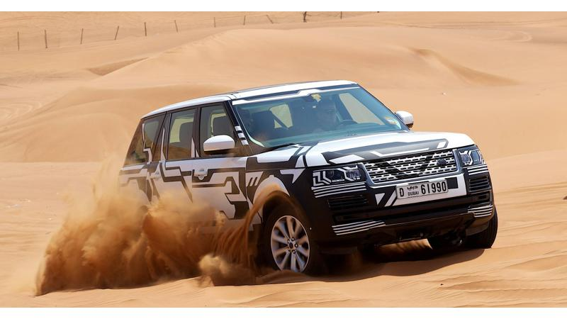 Jaguar Land Rover opens new engineering research centre in UAE