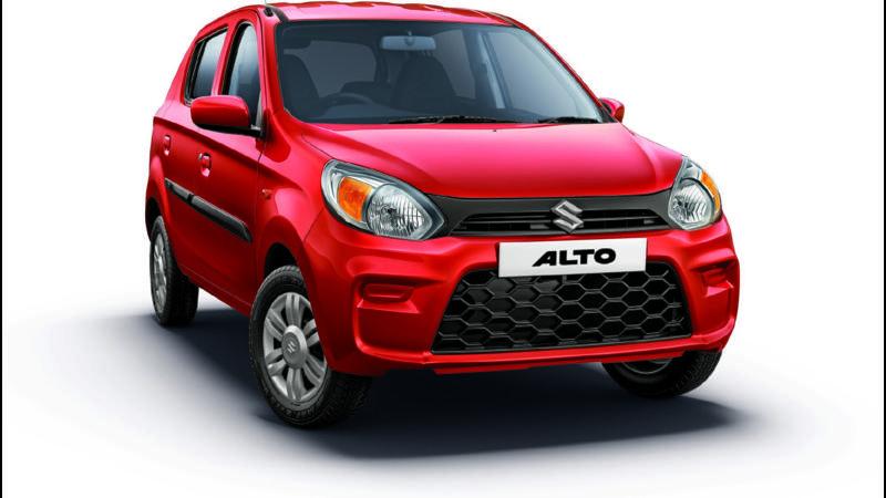 Maruti Suzuki Alto is the highest selling small-car in India in June 2020