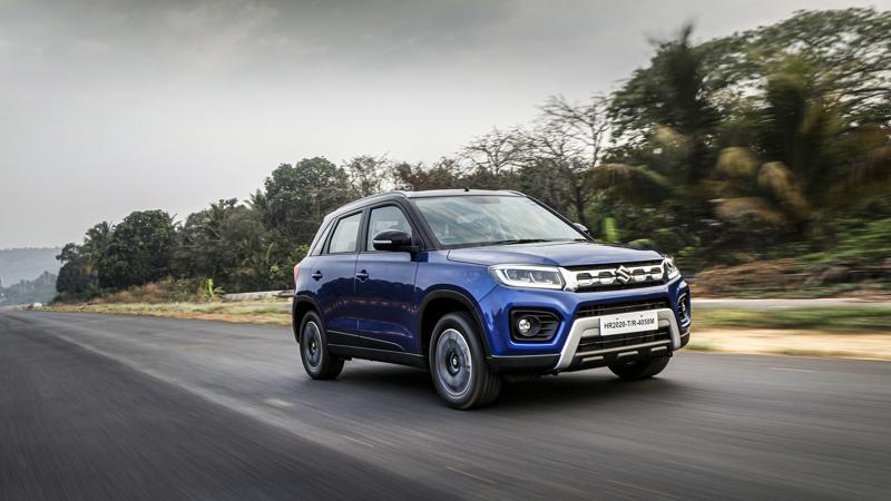 Maruti Suzuki Vitara Brezza leads sales in compact SUV segment in India in June 2020