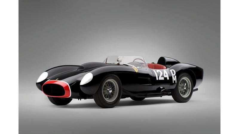 Worlds Costliest Car  Ferrari Testa Rossa