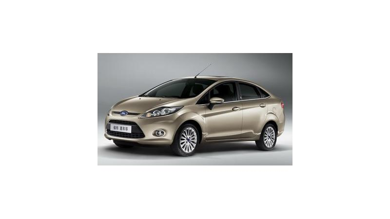 Ford Plans to Bring New Fiesta in 2010