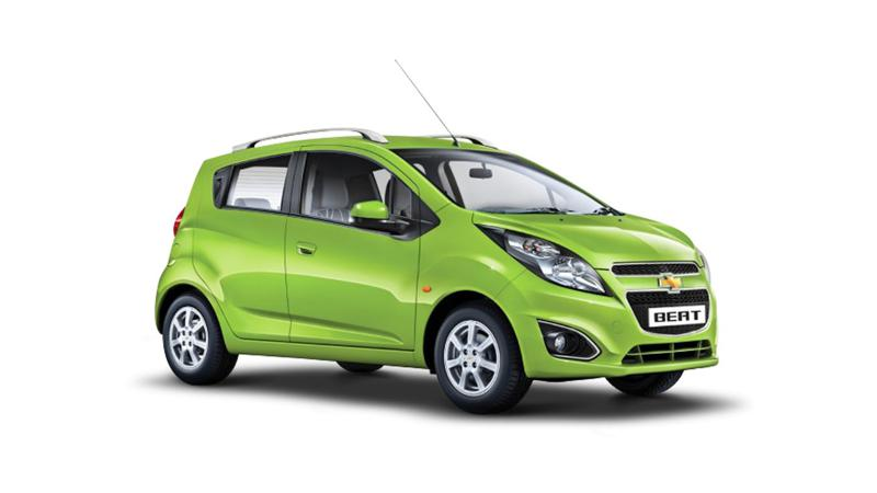 Chevrolet Beat Images