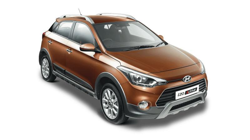 Hyundai i20 Active Images
