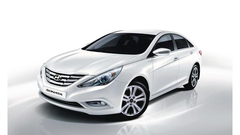 Hyundai Sonata Images