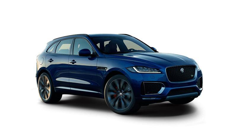 Jaguar F-Pace Images