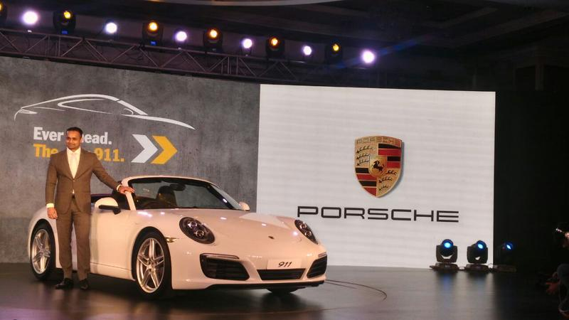 Porsche launches the new 911 at Rs 1.42 crore