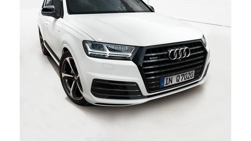 Audi Q7 Black Edition launched in India, prices start at Rs 82.15 lakhs