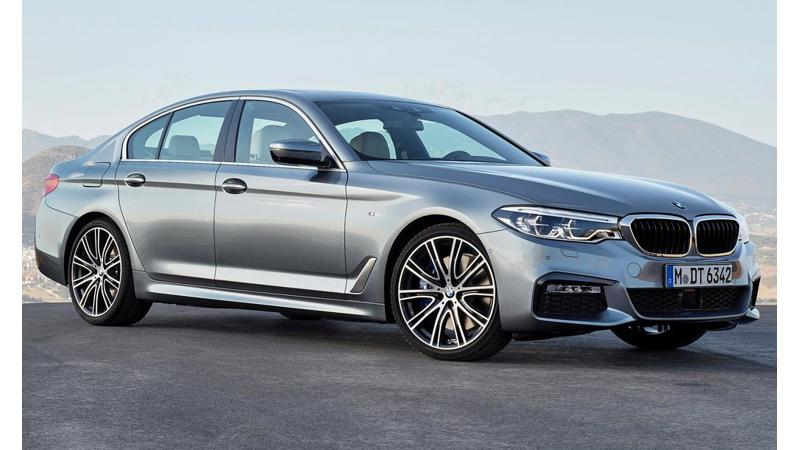 BMW launches 2017 5 Series with new base engine options
