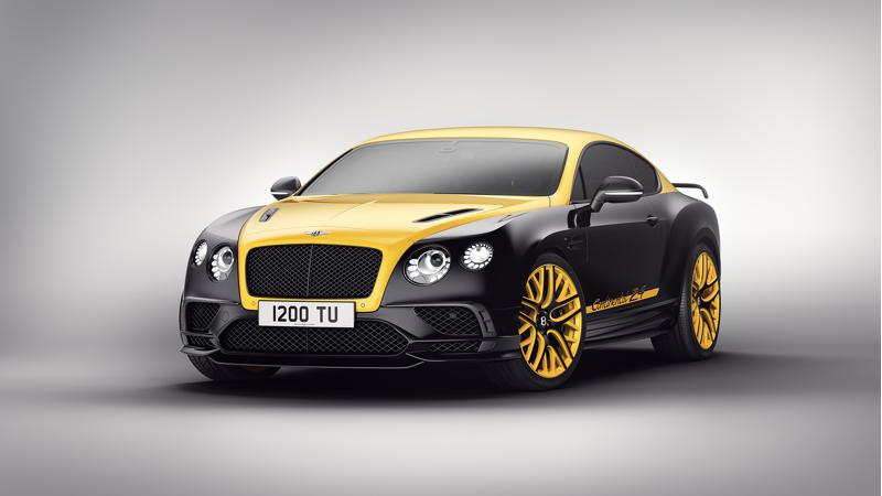 Bentley unveils Continental 24 limited edition
