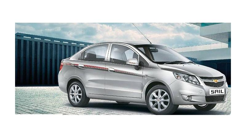 Chevrolet Launches Sail and Sail U-VA hatchback's limited editions