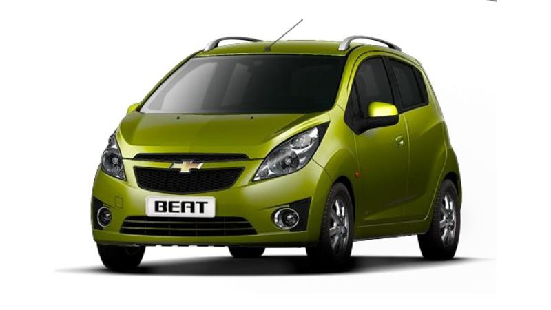 2013 Beat facelift launched in South Africa, India still waits