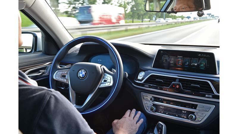 Fiat Chrysler Automobiles partners BMW Group to develop autonomous driving platform