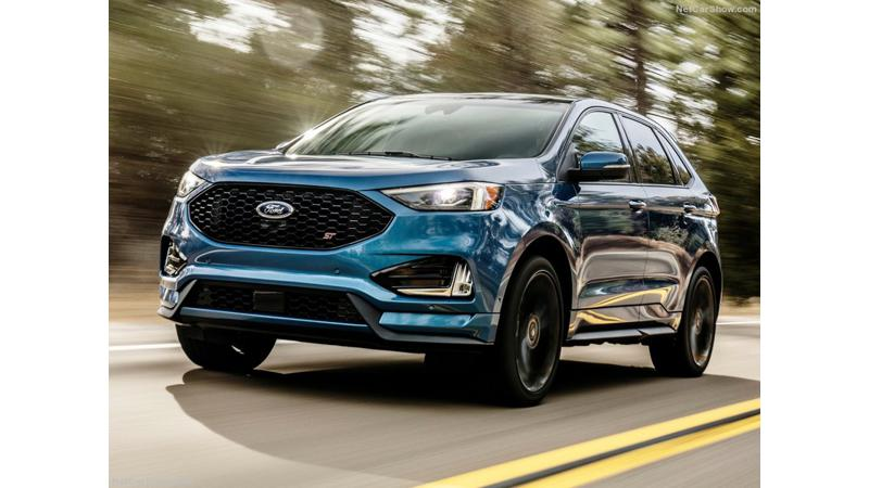 Ford reveals 2019 Edge ST