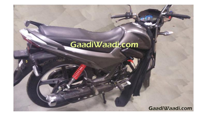 Hero MotoCorp's upcoming 110cc motorcycle with iSmart tech spotted undisguised