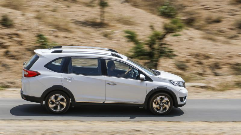 Honda introduces new features in the VX trim of the BR-V