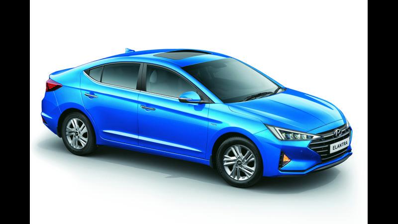 2019 Hyundai Elantra revealed