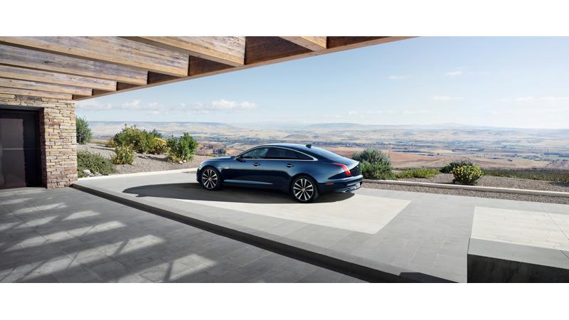 Jaguar XJ celebrates its 50th anniversary in Beijing