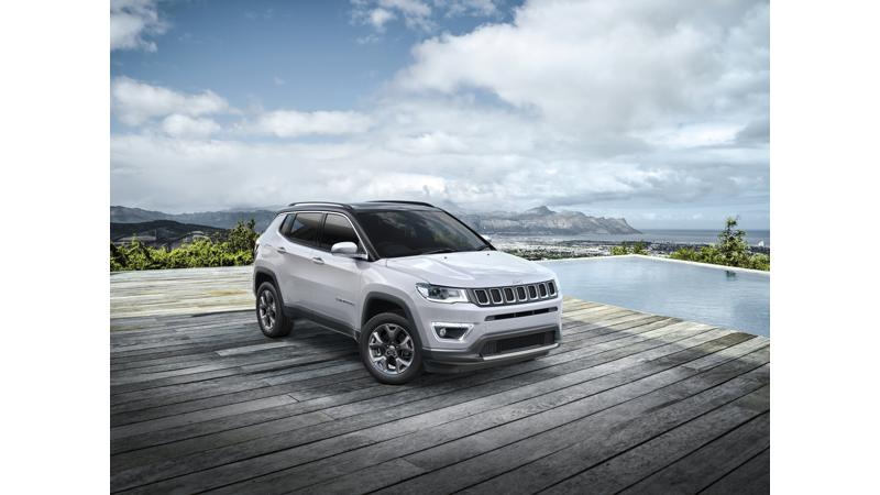 Jeep Compass Limited Plus launched in India at Rs 21.07 lakhs