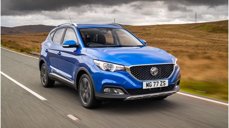 MG reveals battery specifications and water wading capacity for ZS EV