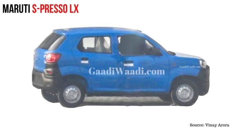 Maruti Suzuki S-Presso to be launched in India on 30 September