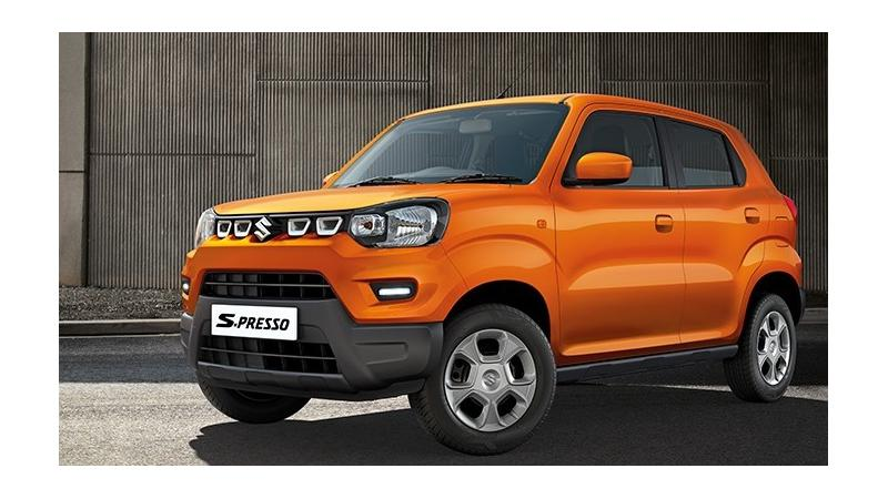 Maruti Suzuki S-Presso launched in India at Rs 3.69 lakhs