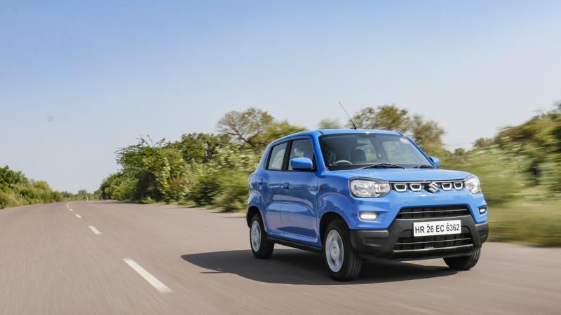 Maruti Suzuki achieves 10,000 units booking milestone for the S-Presso