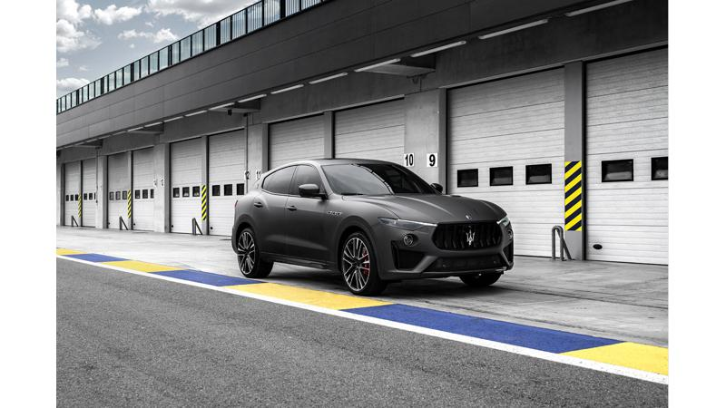 Maserati to launch Levante Trofeo by end-2019