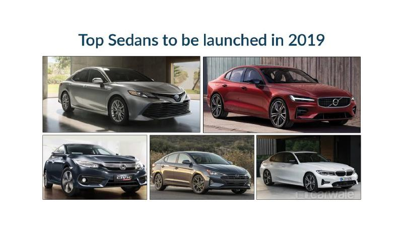 Top 10 sedans to expect in India in 2019