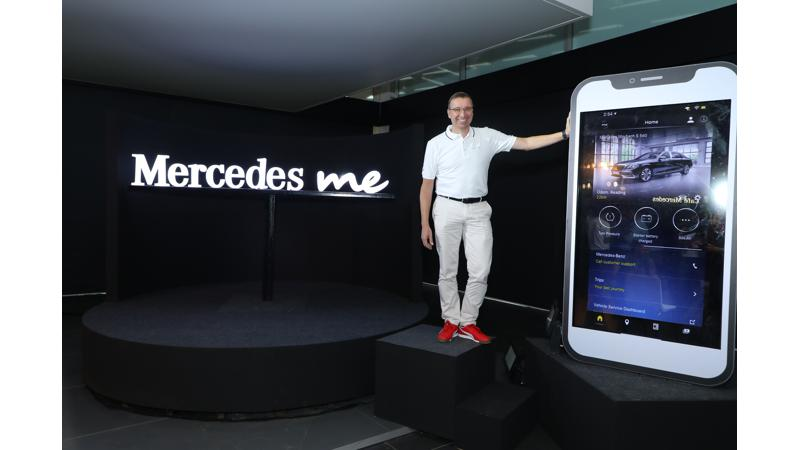 Mercedes Benz launches new digital initiatives for India