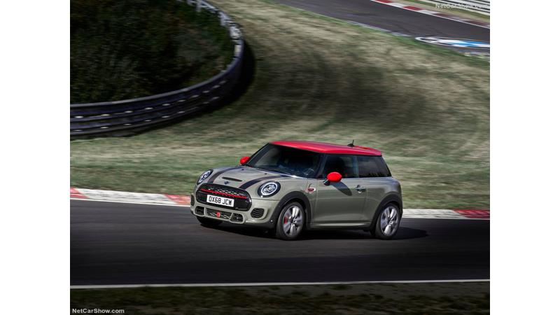 2020 Mini Cooper JCW to be launched in India tomorrow