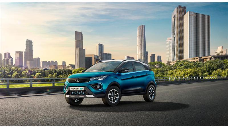 Tata Motors unveils Nexon EV ahead of launch in January 2020