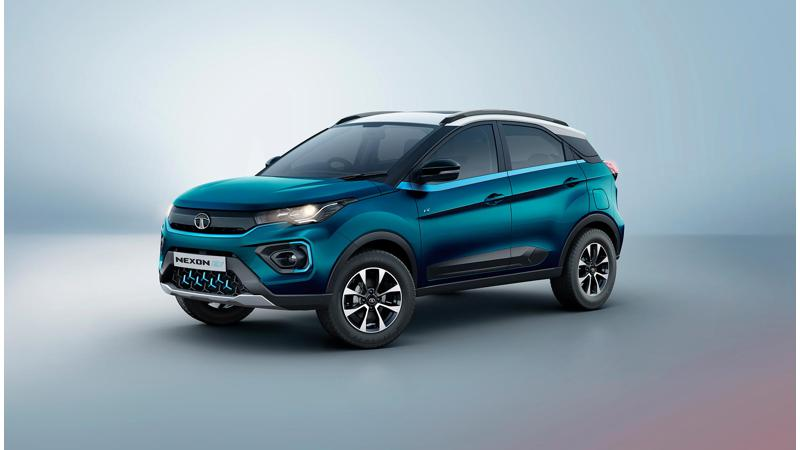 Tata Nexon EV showcased: Explained in detail