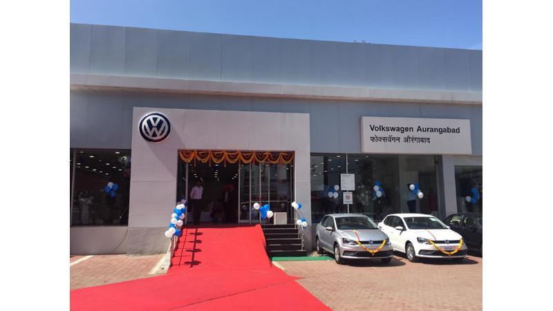Volkswagen opens new 3S facility in Aurangabad