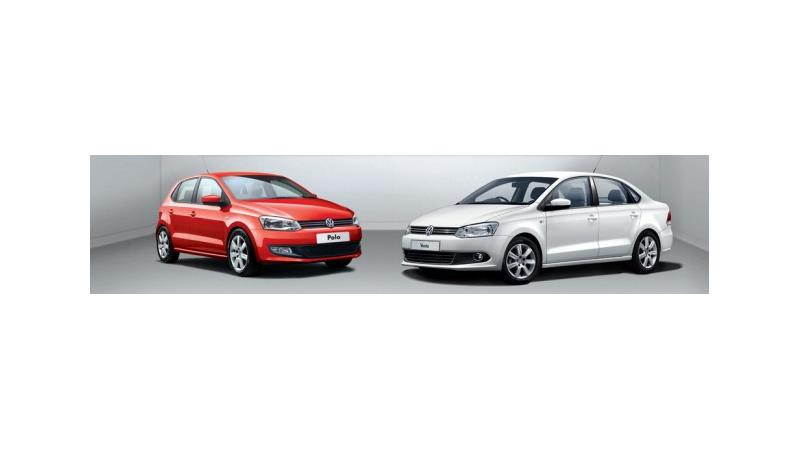 Volkswagen Polo and Vento will now get ABS as standard