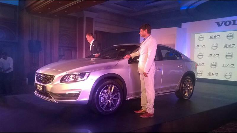 Volvo S60 Cross Country launched for Rs 38.9 lakh