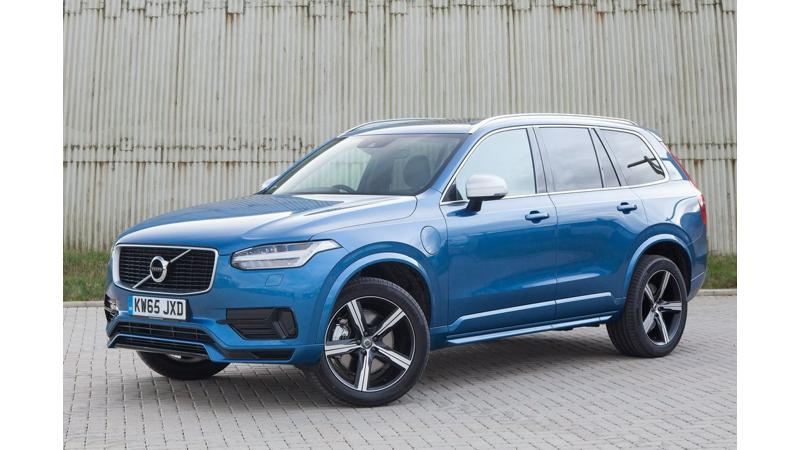 Volvo might get a cheaper XC90 T8 Hybrid with seven seats