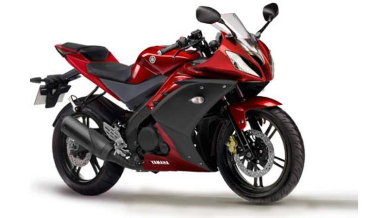 Yamaha R15 - Details revealed