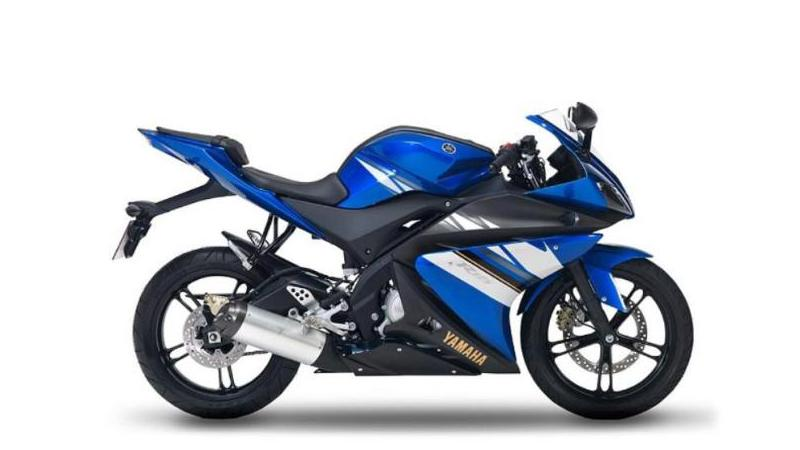 Yamaha R15 now offered in newer attractive colours