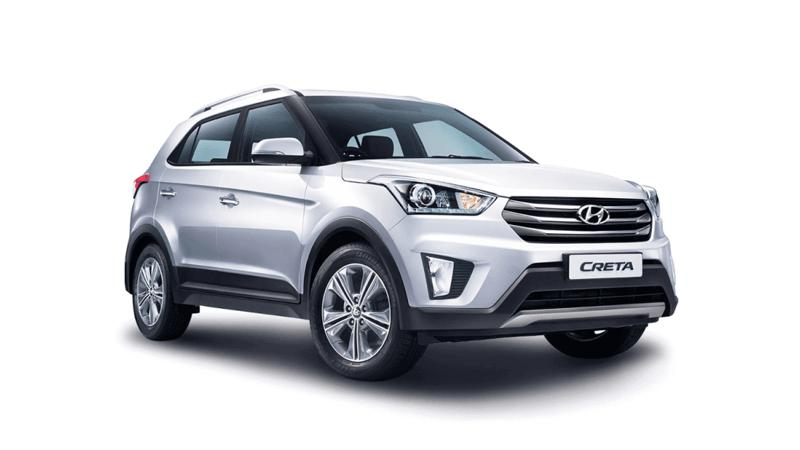 Hyundai Creta receives 1 lakh bookings