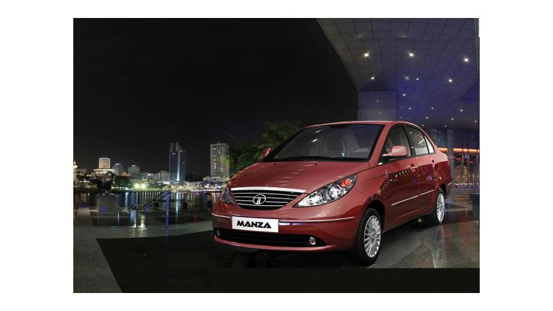 Tata rolls-out new Manza in India