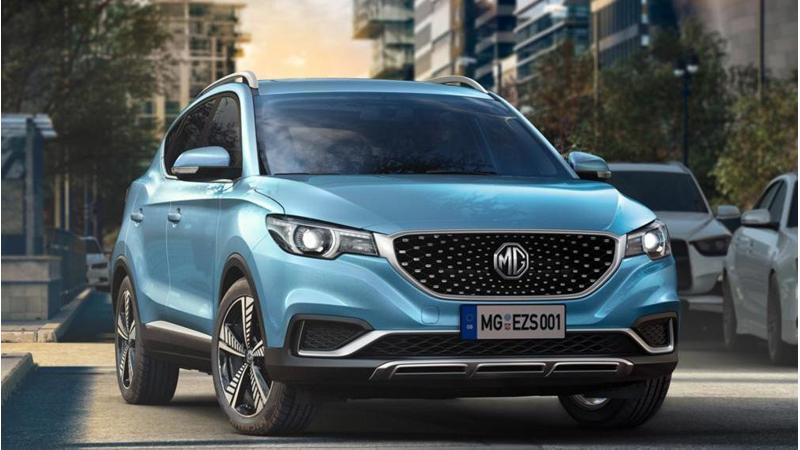 MG ZS EV Photos