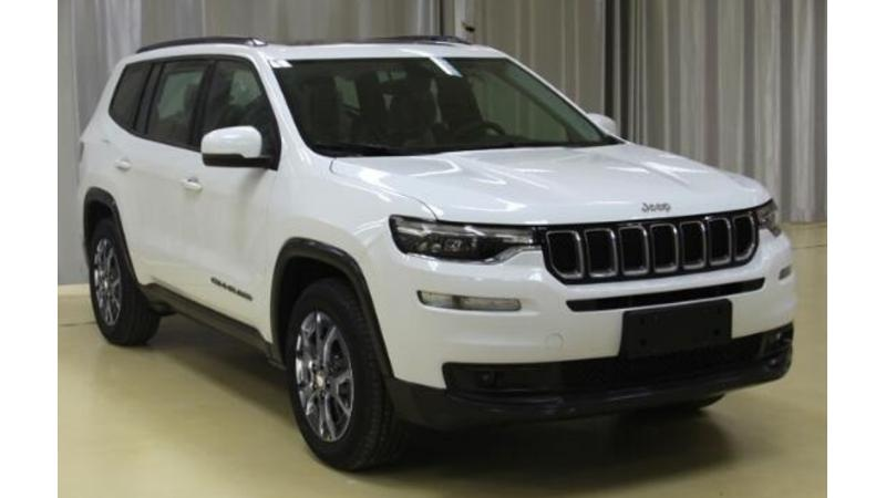 Jeep Grand Commander Announced Prices Announced In China Cartrade
