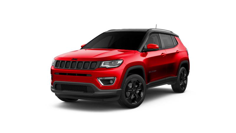 Jeep Launches Compass Night Eagle Edition In India At Rs 20 14