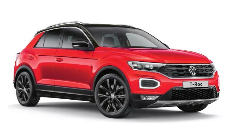 Volkswagen T Roc Price In India Specs Review Pics Mileage Cartrade