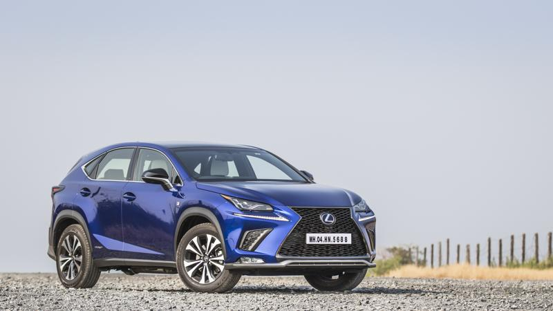 Lexus launched NX300h in India for Rs 53.18 lakhs