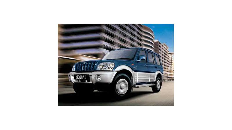 New Mahindra Scorpio for the Indian Customers