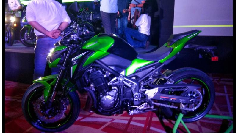 Kawasaki Z900 new entry price is Rs 7.68 lakh