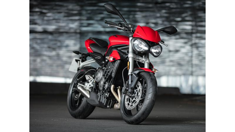 Triumph launches Street Triple 765 in India at Rs 8.5 lakh