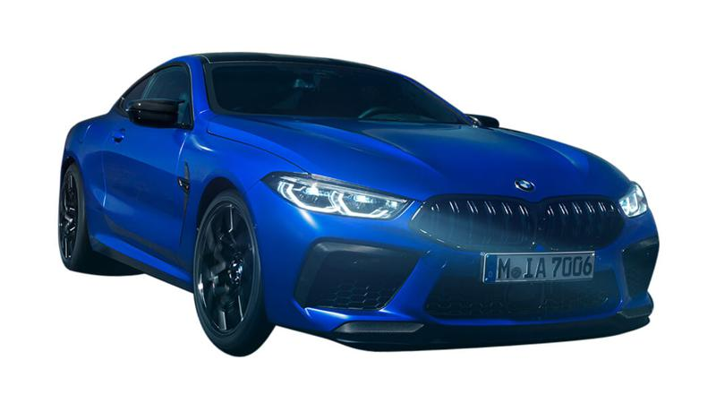 BMW M8 Images